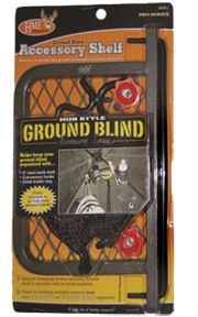 HME Products Ground Blind Accessory Shelf
