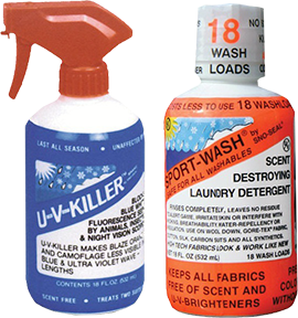 Atsko UV Killer Sport Wash Combo