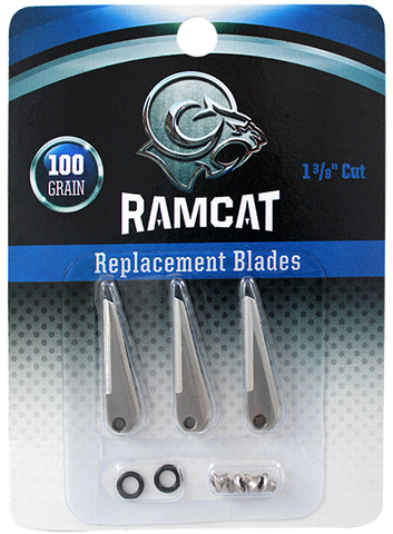 Ramcat Replacement Blades