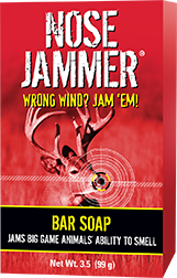 Nosejammer Bar Soap