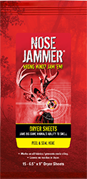 Nosejammer Dryer Sheets
