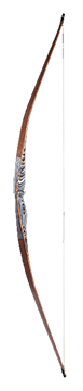 "Martin Savannah Stealth 62"" Longbow"