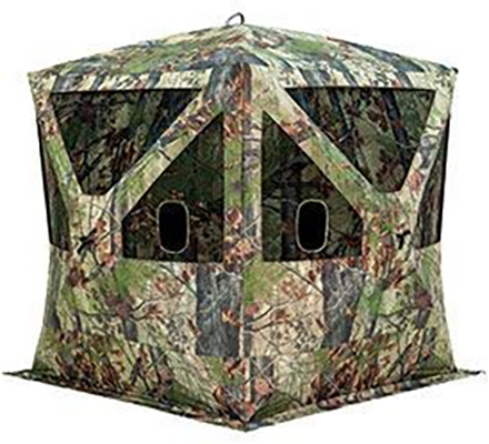 Barronett Big Cat Blind Blood Trail Backwoods Camo