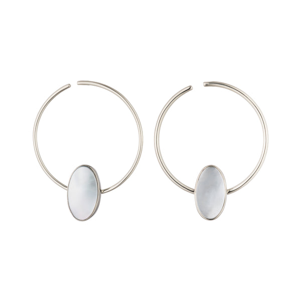 Carmen Hoop Earrings