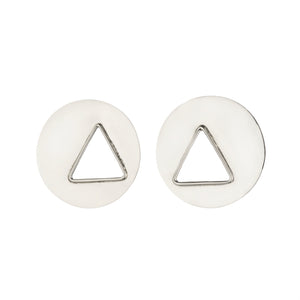 Round Marx Earrings