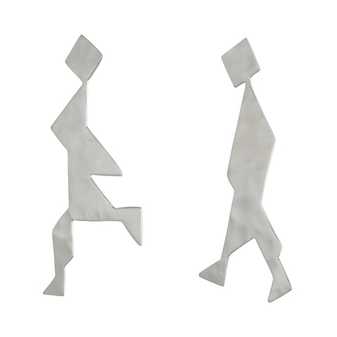 Strolling & Hurrying Earrings