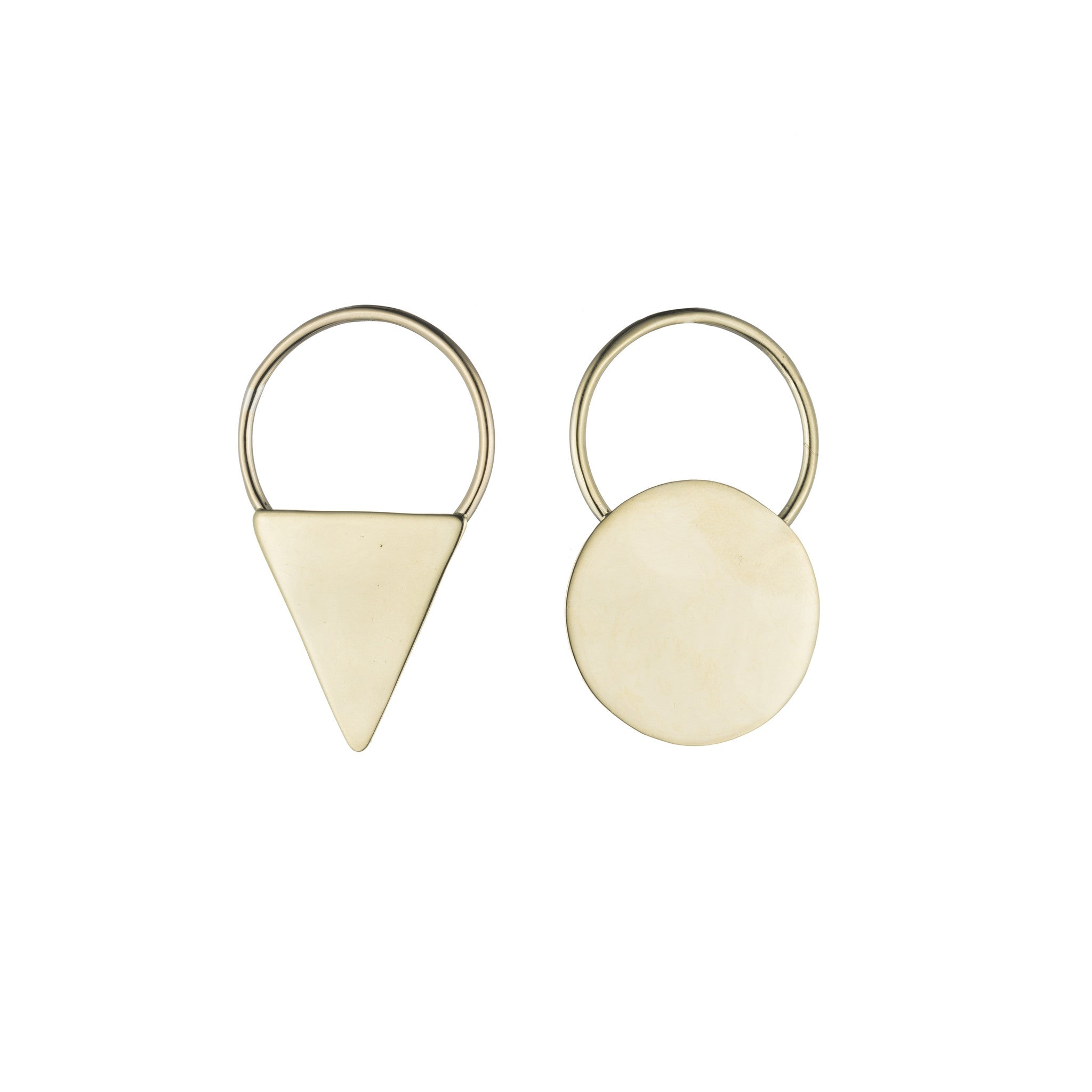 T & C Earrings