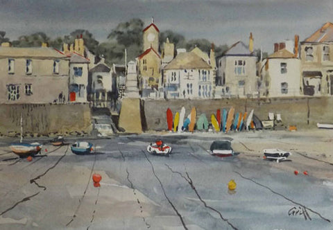 Mousehole. Original watercolour