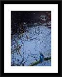 Ripples. Limited edition print