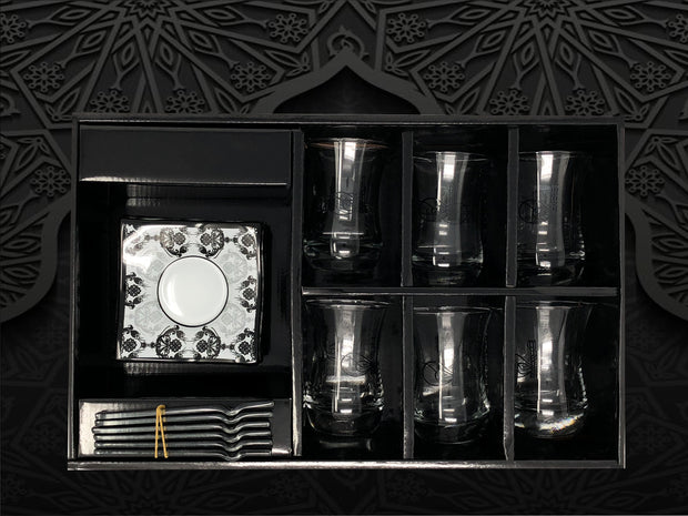 Keysari Snow Tea Set