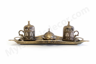 Sivas Coffee Set (More Colors Available)