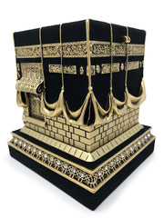 Mecca Ka'ba Model Gold Table Decor (Large)