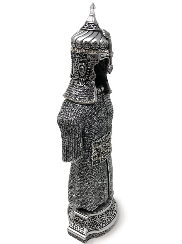 Ottoman Suit Of Armor (Silver)