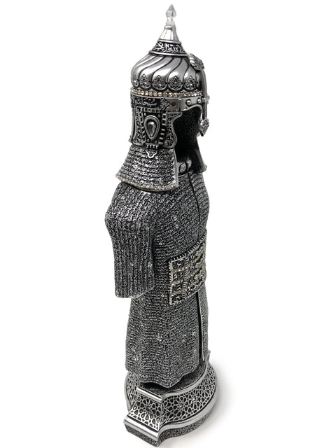Ottoman Suit Of Armor Small (Silver)