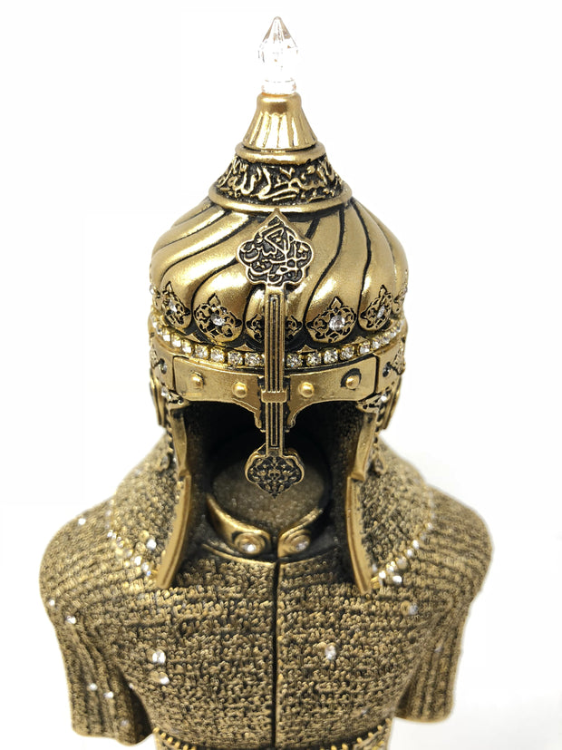 Ottoman Suit Of Armor Big (Gold)