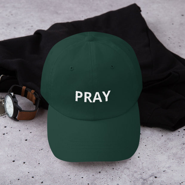 Pray Hat Design, Choose Your Hat Color!