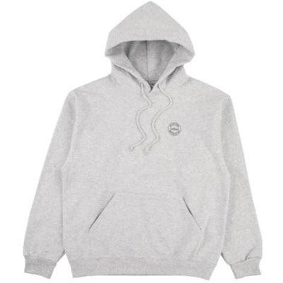 902d75ffa Grey Hoodie - round logo – office magazine