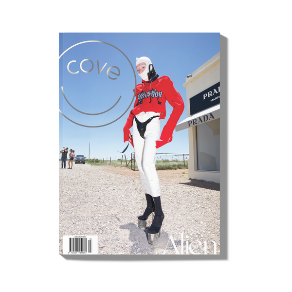 Cove Magazine Issue 3 Alien