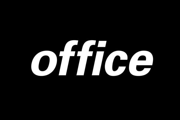 Office Stickers Set