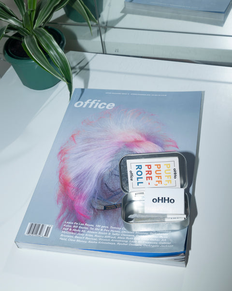 office x oHHo Kickback KIt         (free one day delivery in new york)
