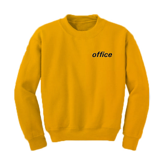 Yellow Crewneck