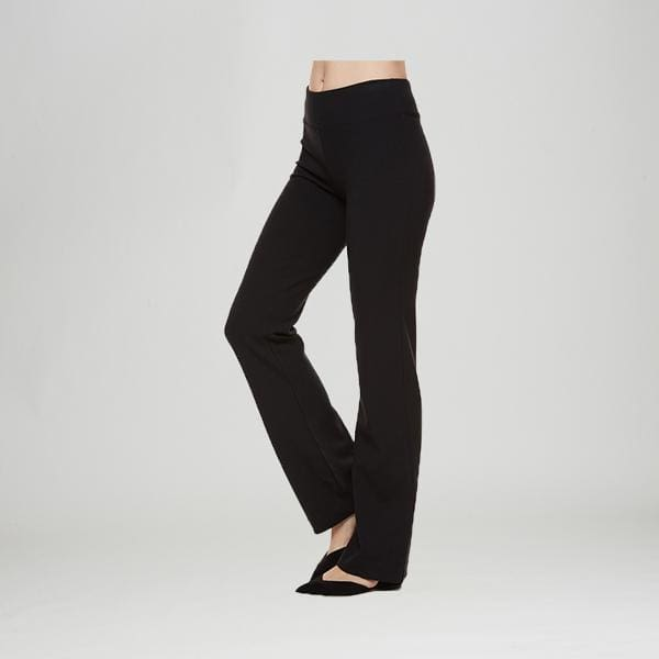Black Bootcut Pant - black - Pants Bottom