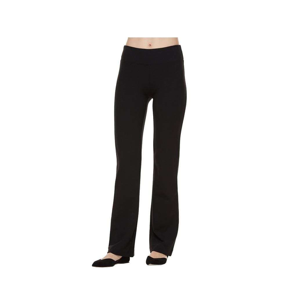 Black Bootcut Pant - 0p / Black - Pants Bottom
