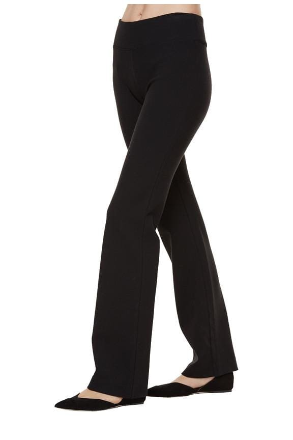 Black Bootcut Pant - Pants Bottom