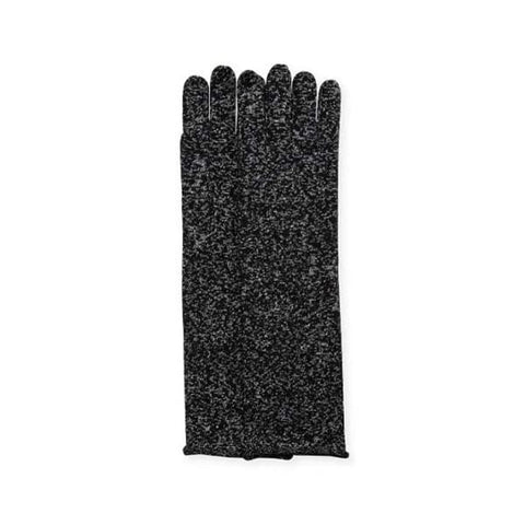 Black Sparkle Gloves - OS / Black - Accessories