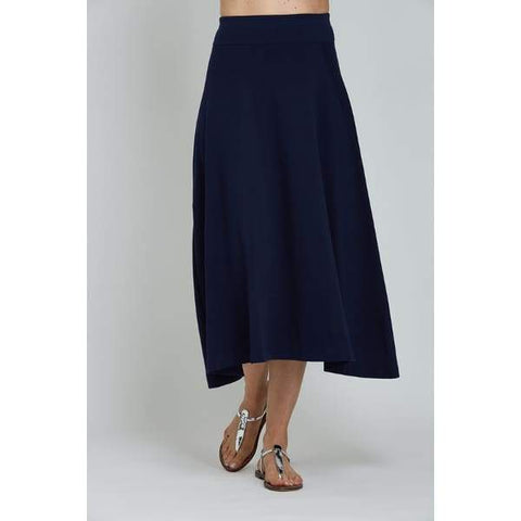 Navy Classic Skirt - Navy - Skirt Bottom