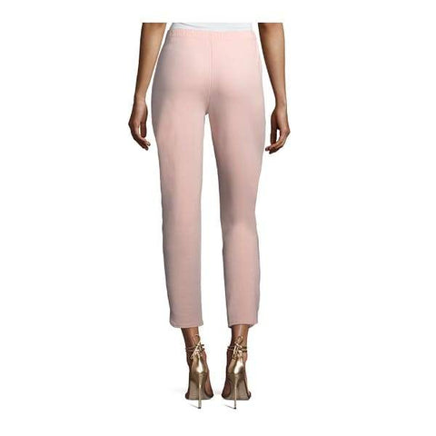Notched Ankle Pant - Pants Bottom
