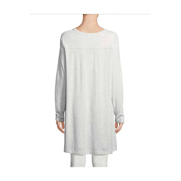 Scoop Neck Tunic Top - Tunic