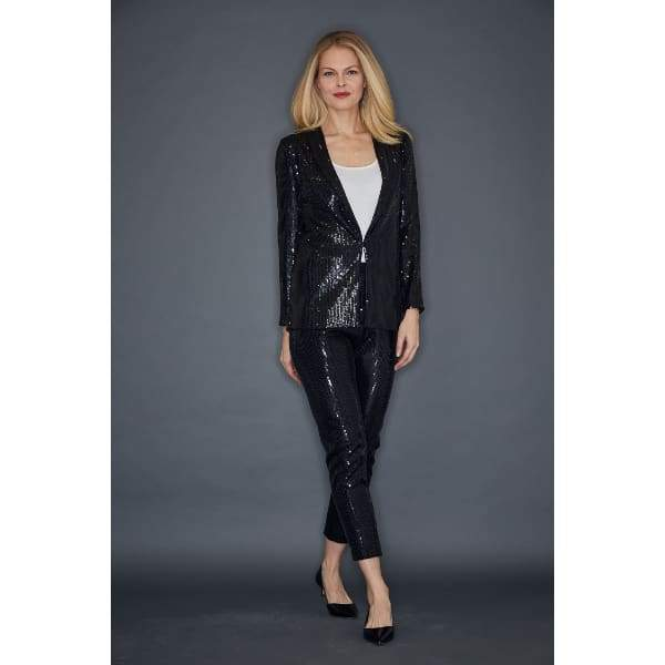Sequin Jacket - Jacket