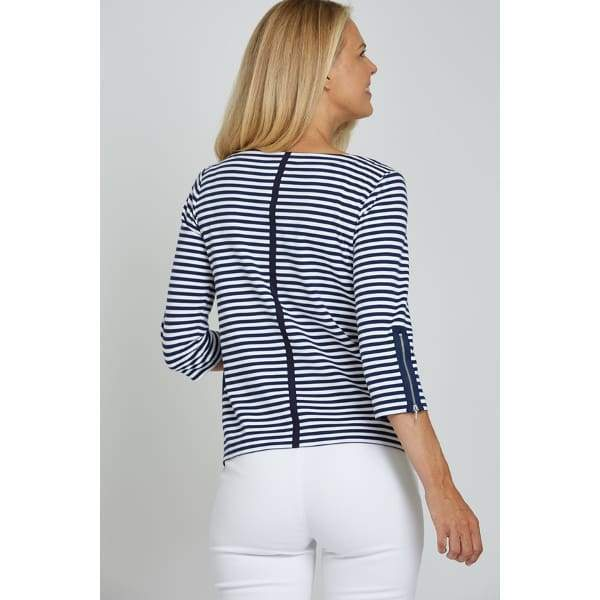 Striped Top - Top