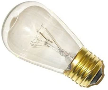 Ciata 11S14C 11W S14 Clear Sign Bulb