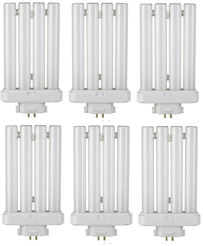 Ciata Four Tube 27 Watt 6500K 4-Pin Base Light Bulb (6 Pack)