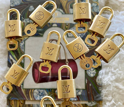 The History Of Louis Vuitton's Signature Unpickable Lock