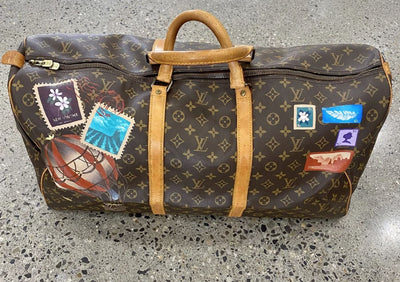 The History Of The Louis Vuitton Keepall Bag