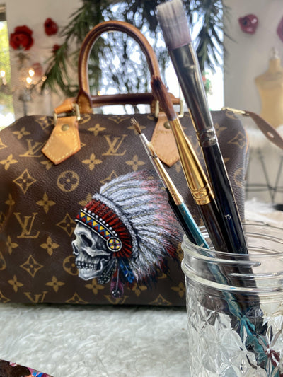 About the Louis Vuitton Speedy