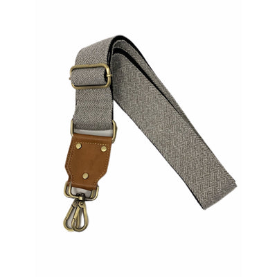 The New Tweed Handbag Strap Strap by New Vintage