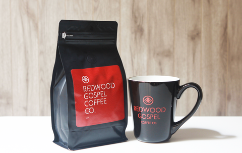 12x 12oz bags - Coffee for a year, Free Mug!