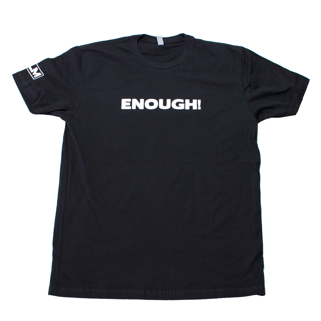ENOUGH: Black Lives Matter