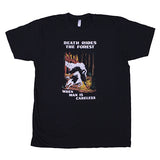 Death Rides the Forest: Forest Fire Awareness and Firefighter Appreciation Shirt