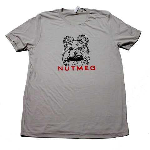Nutmeg Trash Island Isle of Dogs Tribute Shirt