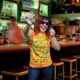 Taco Tuesdays Twirling Tacos Tie Dye