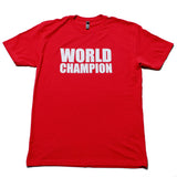 World Champion Frank Rossitano Costume Shirt Hat Combo