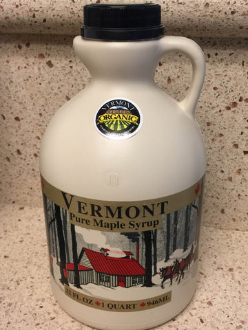 quart (32 ounce) maple syrup