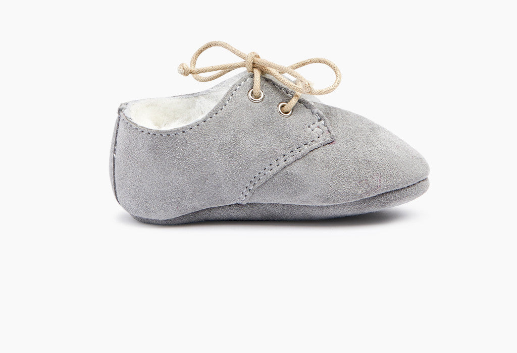 Tots Wooly Hobe Grey