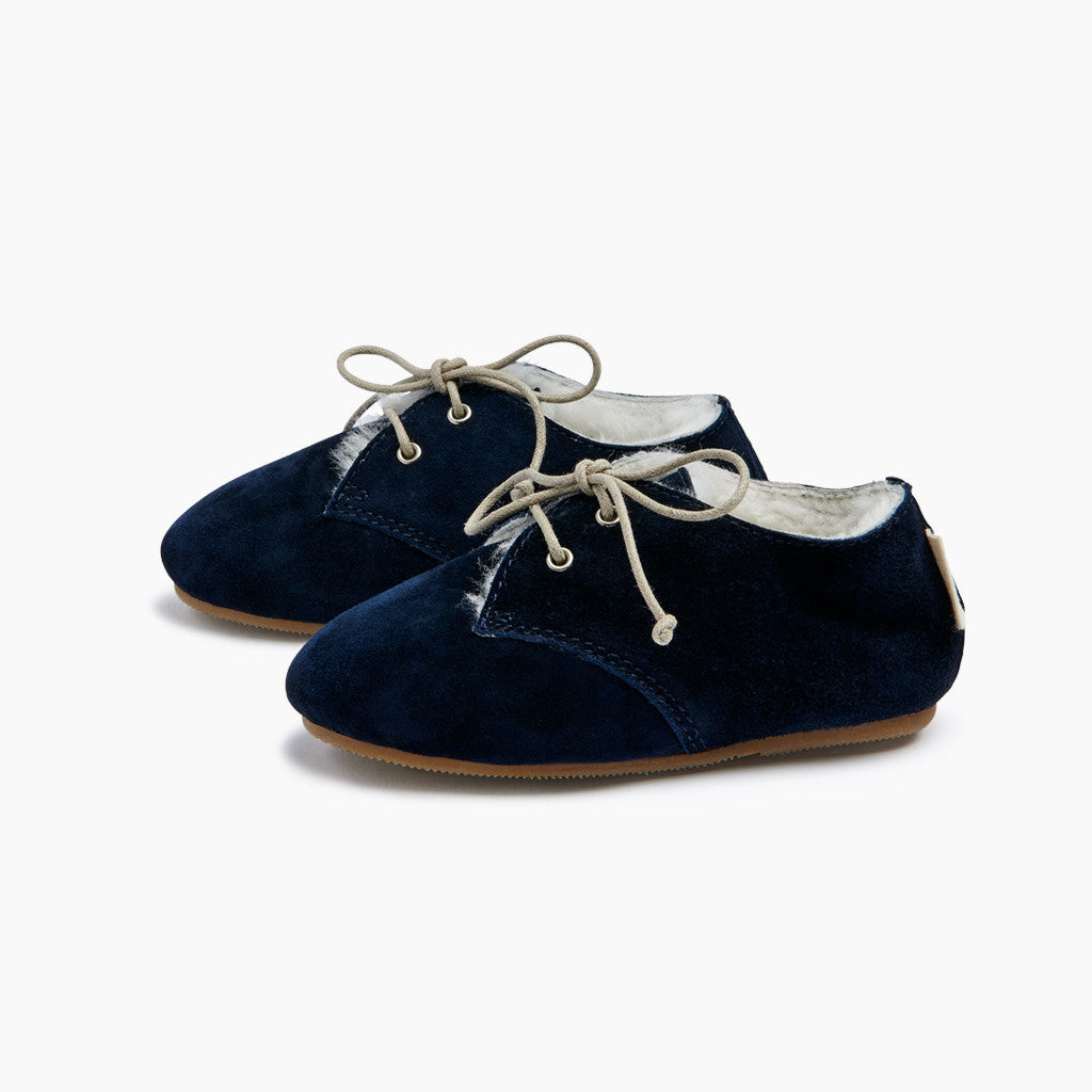 Tots Wooly Hobe Navy
