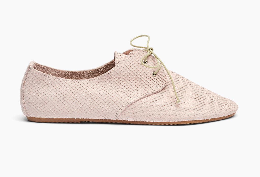 Women's Boat Hobe Dusty Pink